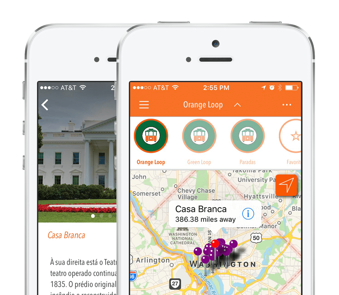 Apps for Tour Companies – Tour Buddy Apps